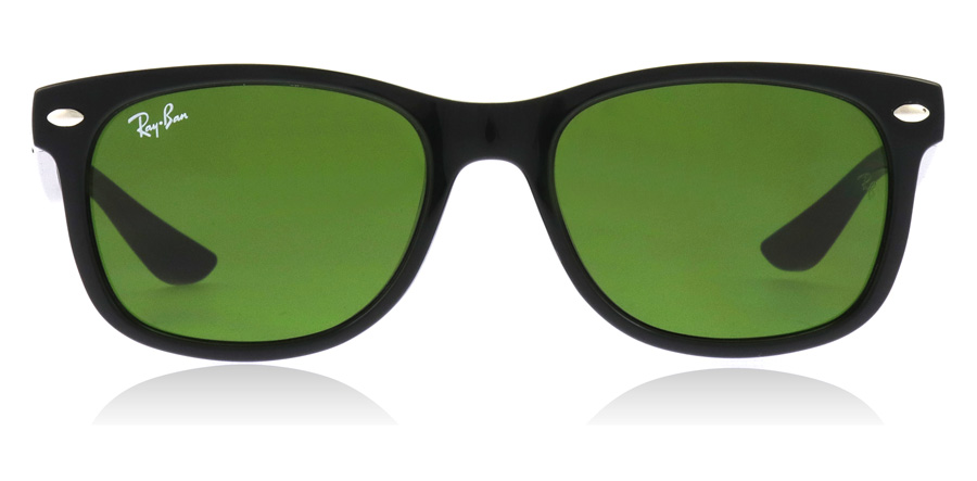 Ray-Ban Junior RJ9052S Age 8-12 Years Zwart 100/2 47mm