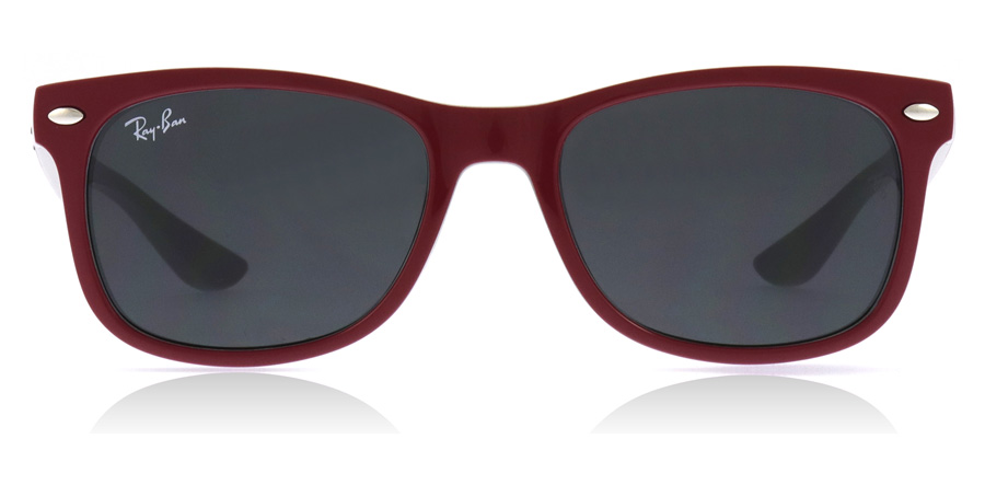 Ray-Ban Junior RJ9052S Age 8-12 Years Rood 177/87 48mm