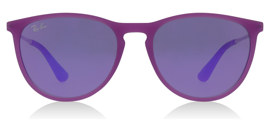 Ray-Ban Junior RJ9060S Age 8-12 Years Paars 70084V 50mm