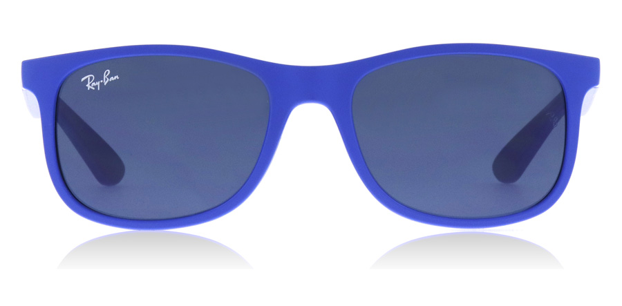 Ray-Ban Junior RJ9062S 12-15 Years Age Blauw 701780 48mm