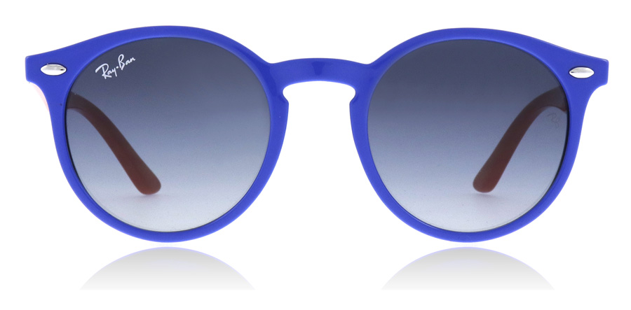 Ray-Ban Junior RJ9064S Age 8-12 Years Blauw 7020/4L 44mm