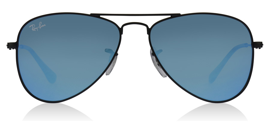 Ray-Ban Junior RJ9506S Age 4-8 Years Zwart 201/55 50mm