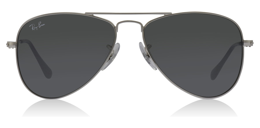 Ray-Ban Junior RJ9506S Age 4-8 Years Zilver 212/6G 50mm