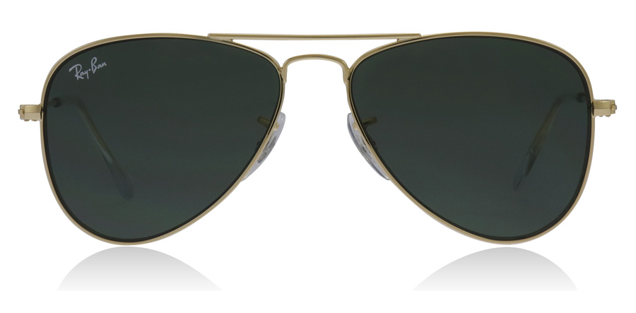 Ray-Ban Junior RJ9506S Age 4-8 Years Goud 223/71 50mm