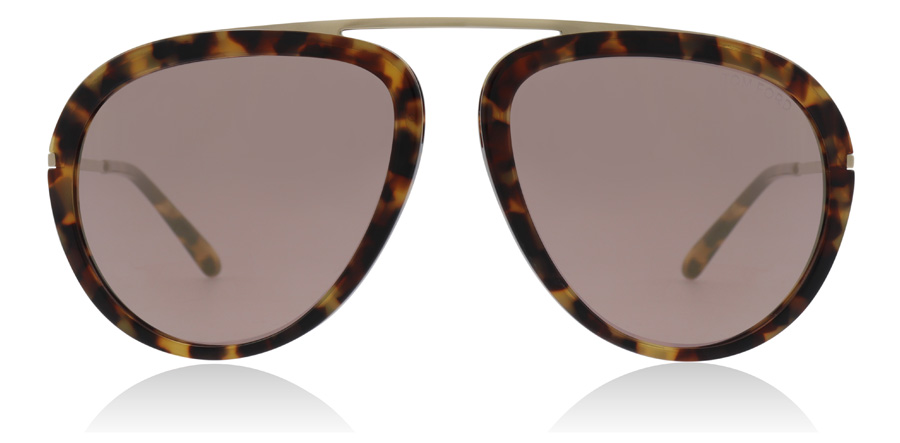 Tom Ford Stacy 452 Tortoise 53Z 57mm