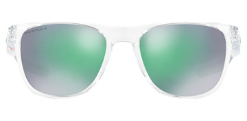 Oakley Trillbe X OO9340 Polished Clear / Prizm Jade