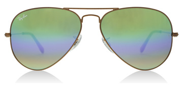 Ray-Ban RB3025 Metaal Medium Brons