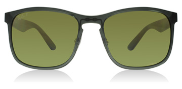 Ray-Ban RB4264 Glanzend Grijs