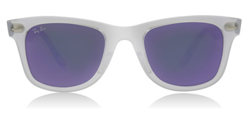Ray-Ban RB4340 Matte Transparent