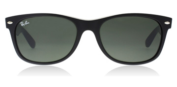 Ray-Ban RB2132 Zwart - Donker Paars