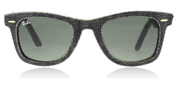 Ray-Ban RB2140 Jeans Zwart