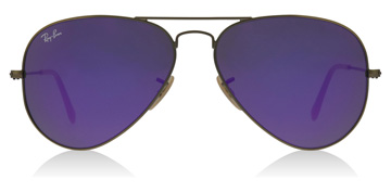 Ray-Ban RB3025 Geborsteld Brons semi glanzend
