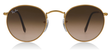 Ray-Ban RB3447 Glanzend Licht Brons