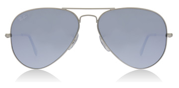 Ray-Ban RB3025 Zilver